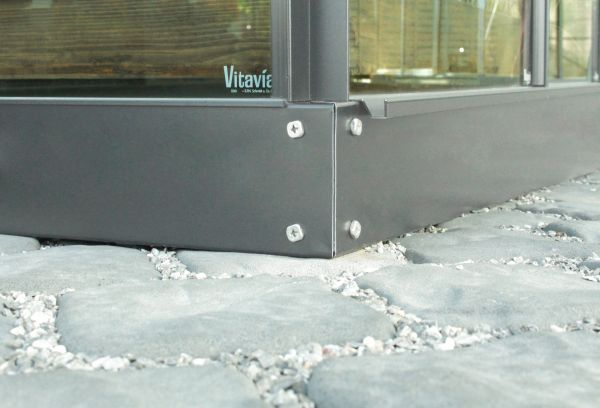 Vitavia Fundament 2500 - 6200, 12,5cm, anthrazit