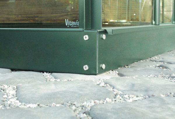 Vitavia Fundament 2500 - 6200, 12,5cm, smaragd