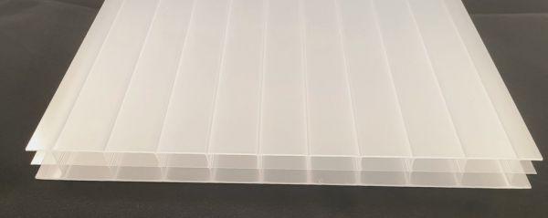Lexan® Thermoclear® Plus Stegplatten, S3P16-20 opal glatt